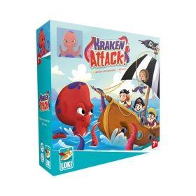 Настолна игра Kraken Attack!