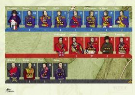 Настолна игра Waterloo - Enemy Mistakes