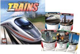 Настолна игра Trains