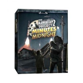 Настолна игра The Manhattan Project 2 - Minutes to Midnight