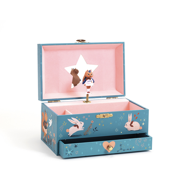 Djeco музикална кутия Magic melody