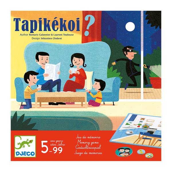 Djeco игра Tapikekoi