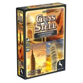 GUNS & STEEL: A CIVILIZATION CARD GAME