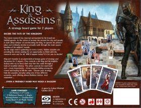 Настолна игра King & Assassins
