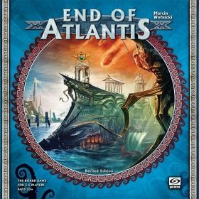 Настолна игра End of Atlantis