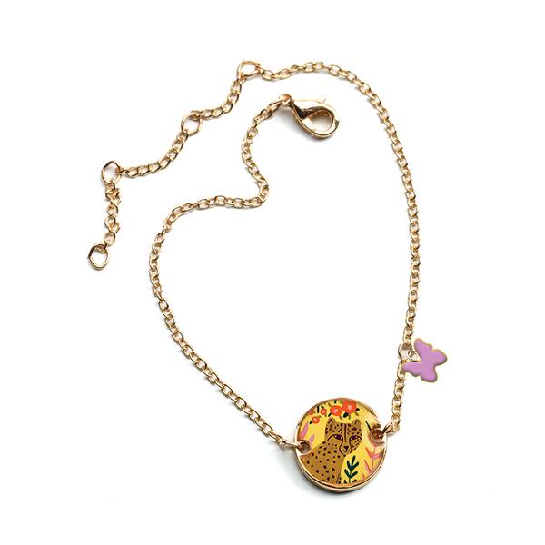 Djeco гривна Lovely bracelets Feline