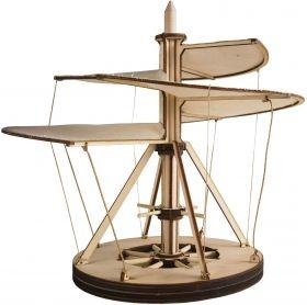 Сглобяем модел Revell - Леонардо Да Винчи, Въздушният Винт, дървен