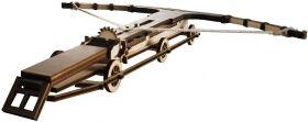 Сглобяем модел Revell - Леонардо Да Винчи - Гигантски Арбалет, дървен
