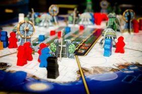 Настолна игра Antarctica