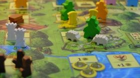 Настолна игра Agricola - Family Edition