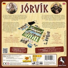 Настолна игра Jórvík