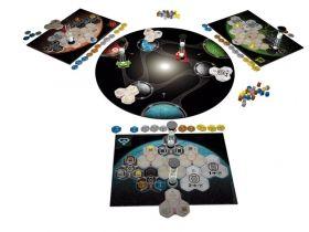 Настолна игра Time 'n' Space