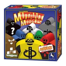 Настолна игра Mutant Meeples