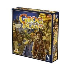 Настолна игра Grog Island