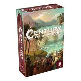 Настолна игра Century - Eastern Wonders