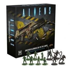 Настолна игра Aliens - Another Glorious Day in the Corps