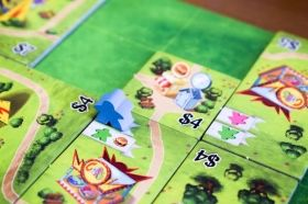 Настолна игра Meeple Land