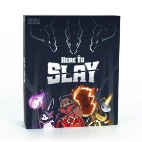 Настолна игра Here to Slay