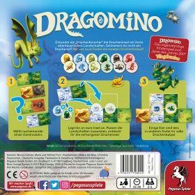 Настолна игра Dragomino