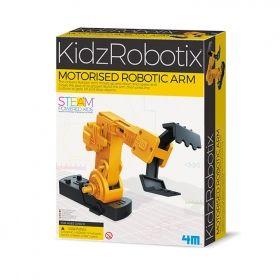 Образователен комплект 4M - Моторизирана ръка-робот