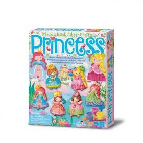 Творчески комплект 4M - Принцеси