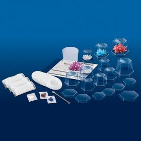 Творчески комплект 4M - Растящи кристали