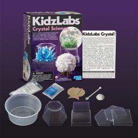Творчески комплект 4M - Наука за кристали