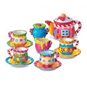 Творчески комплект 4M - Мини чаен сервиз