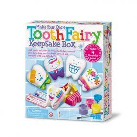 Творчески комплект 4M - Кутийки Феята на Зъбките