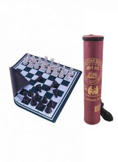 Сгъваем шах Star - School, в тубус