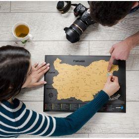 Скреч карта Creative Egg - България