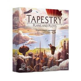 Разширение за Tapestry - Plans and Ploys