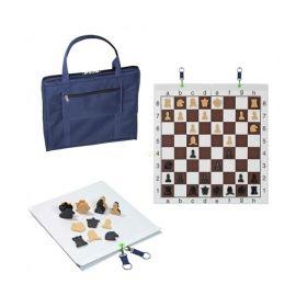 Шахматна демонстрационна дъска, магнитна