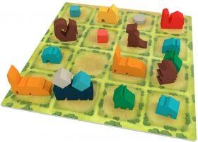 Разширение за Tiny Towns - Villagers