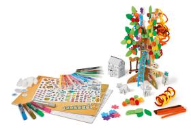 Творчески комплект Maped - Къща на дърво