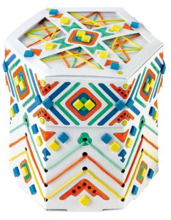 Творчески комплект Maped Mini Box - Декоративна кутия