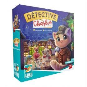 Настолна игра Detective Charlie