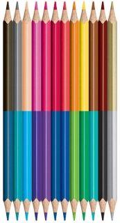 Комплект за рисуване Maped - Colouring Set, моливи, тънкописци, флумастри и острилка, от 33 части