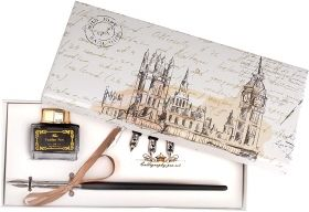 Калиграфски комплект Nassau - Calligraphy Pen Set, 7 пера