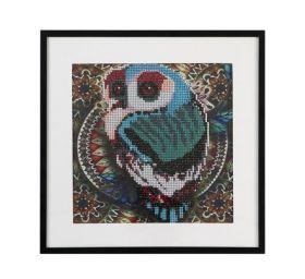 Комплект за рисуване с маниста CRAFT Sensations Diamont Painting - Бухал