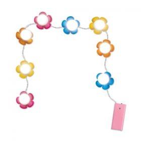 Творчески комплект 4M - Направи си лампички-цветя за огледало