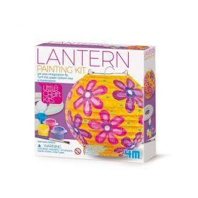 Творчески комплект 4M - Оцвети си хартиен фенер