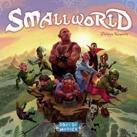 SMALL WORLD (АНГЛИЙСКО ИЗДАНИЕ)