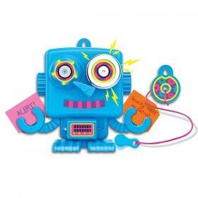 Образователен комплект 4M - Сглоби си алармен робот