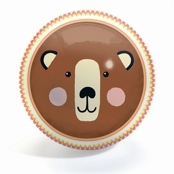 Djeco топка Bear & Fox