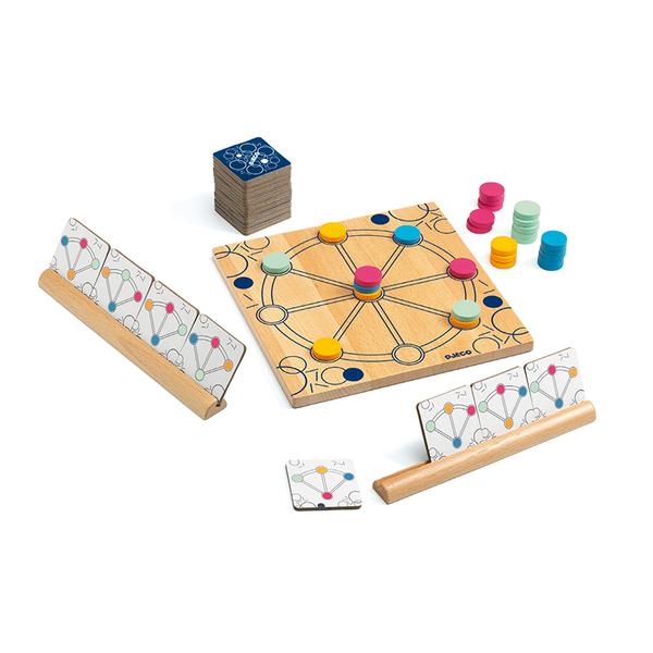 Djeco игра Quartino