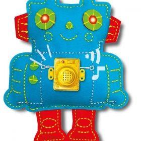 Образователен комплект 4M - Направи си робот чрез шиене