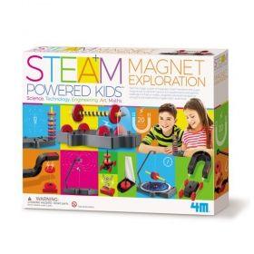 Образователен комплект 4M - Разузнай магнетизма
