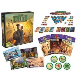 Настолна игра 7 Wonders - Duel