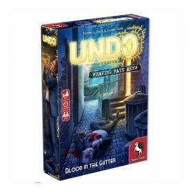 Настолна игра UNDO - Blood in the Gutter